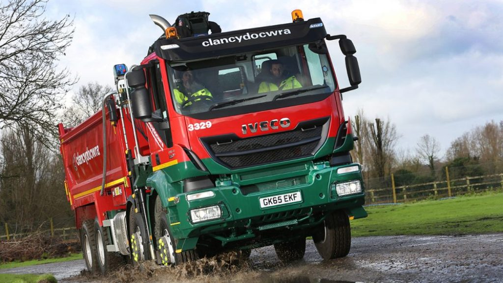 Clancy Truck