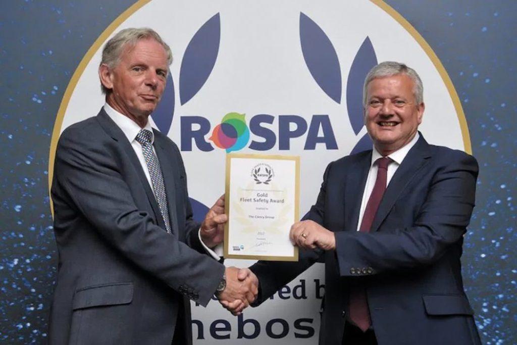 Clancy Rospa Award