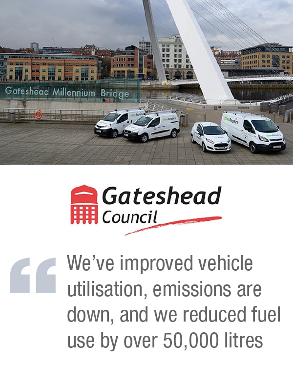Business Champion Gateshead Council