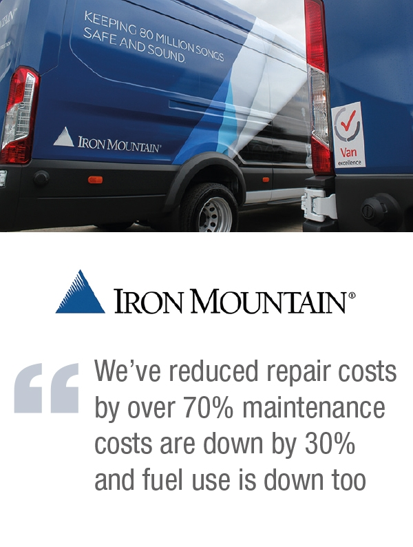Business Champion Iron Mountain