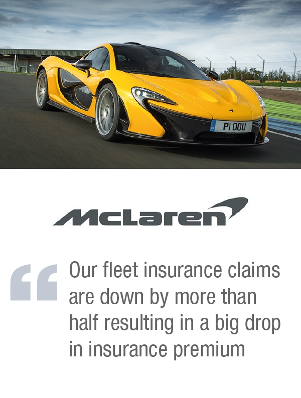 Business Champion McLaren