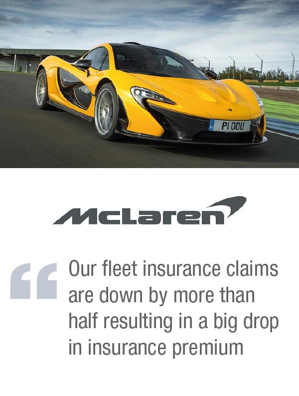 Business Champion McLaren