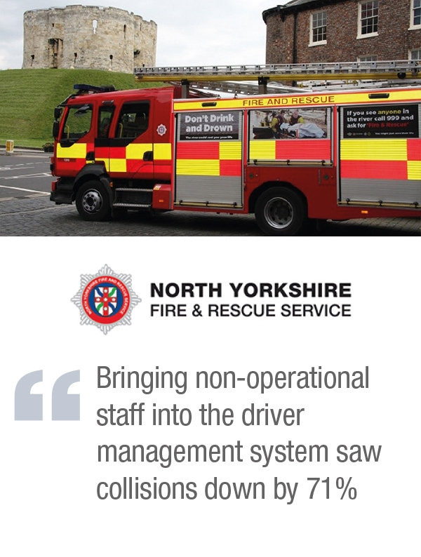 Business Champion North Yorkshire Fire