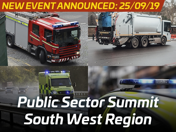 Public sector summit south west