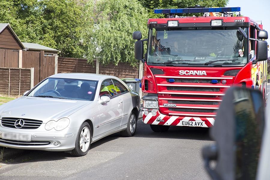 Kent Fire Engine