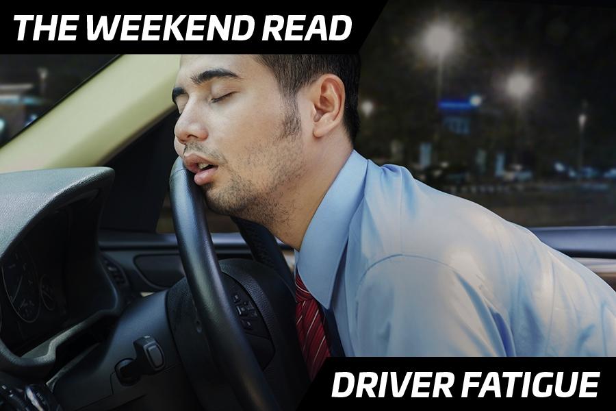 Mark Cartwright FTA Driver Fatigue