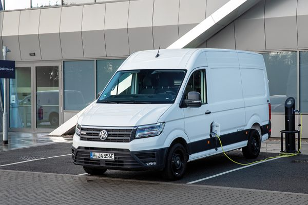 Electric Vans - The Magic Bullet?