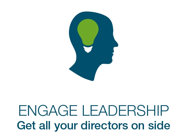 Engage Leadership