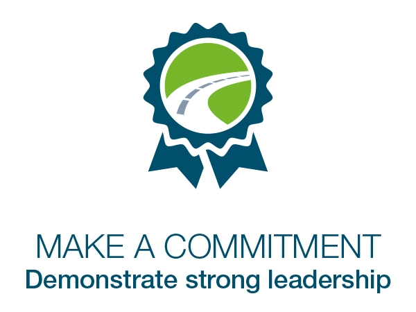 Make a Commitment