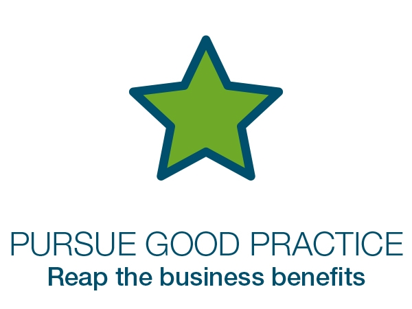 Pursue Good Practice