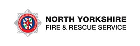 North Yorkshire Fire Logo