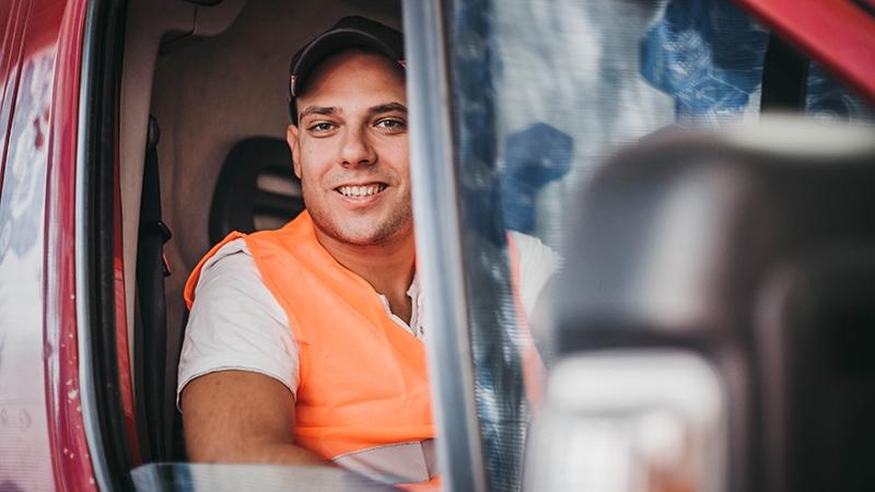 van driving guidance